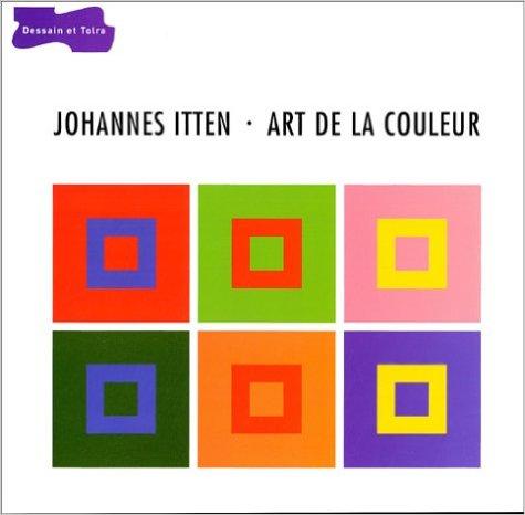 L'art de la couleur, Johannes Itten