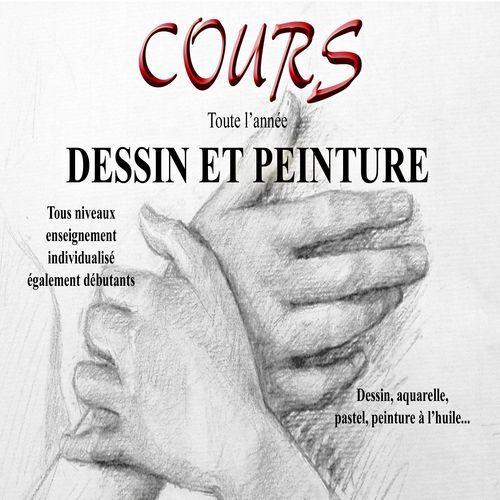 documentation cours de dessin en atelier