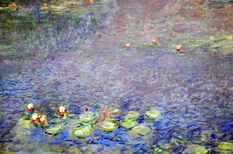 Claude Monet, Les Nymphéas